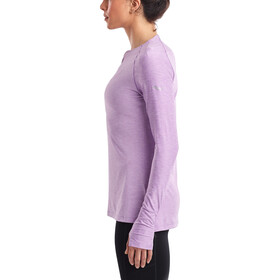 saucony Breakthru Long Sleeve Shirt Women, sunlit allium